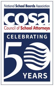 COSA 50 Years logo