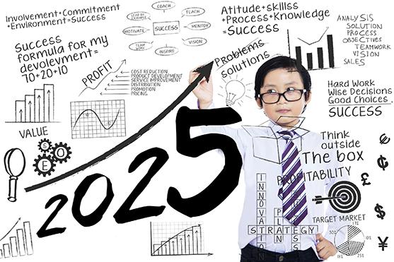 Educaiton in 2025