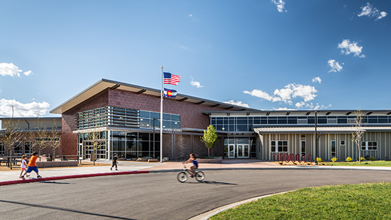 Ignacio Middle School Exterior