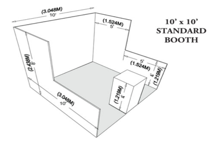 Image result for booth display guidelines