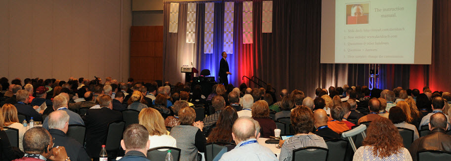General session at the 2014 annual conference