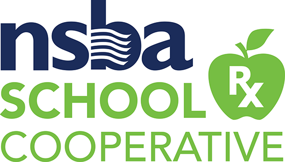 NSBA School Rx Cooperative Logo