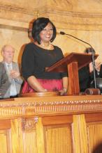 NSBA President Miranda Beard Lauded by Mississippi State Lawmakers